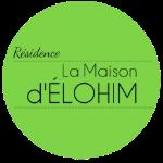 Logo de la Maison d'Elohim, résidence à St-Hyacinthe